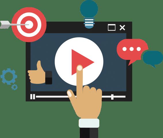 Vídeos para webs y Redes Sociales