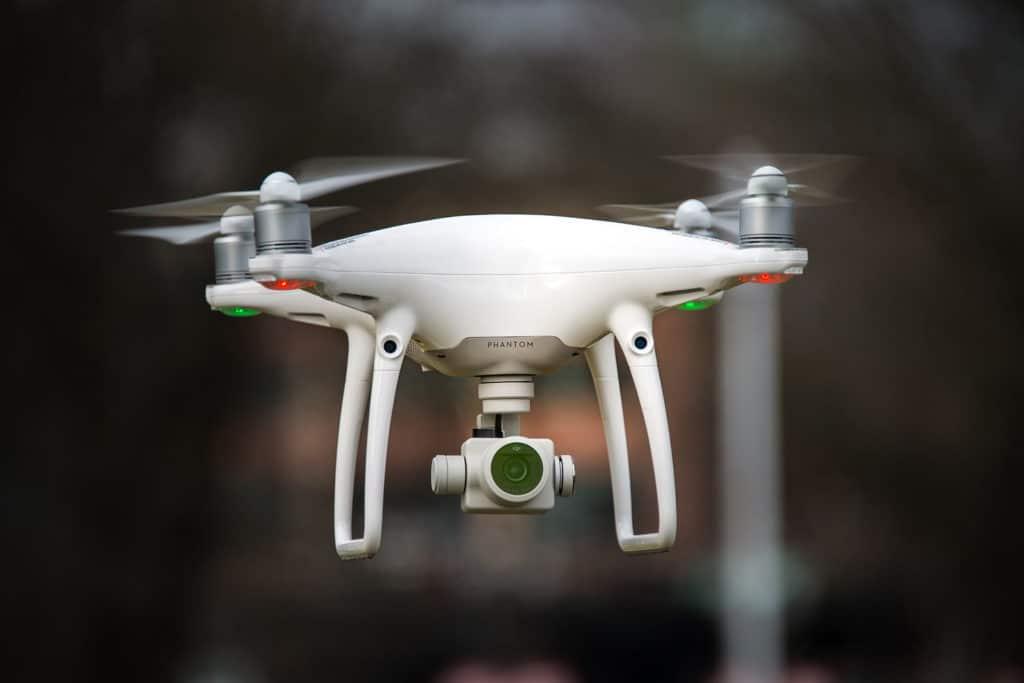 Vídeos con Drone en Vigo y alrededores. Producción de vídeo con drone