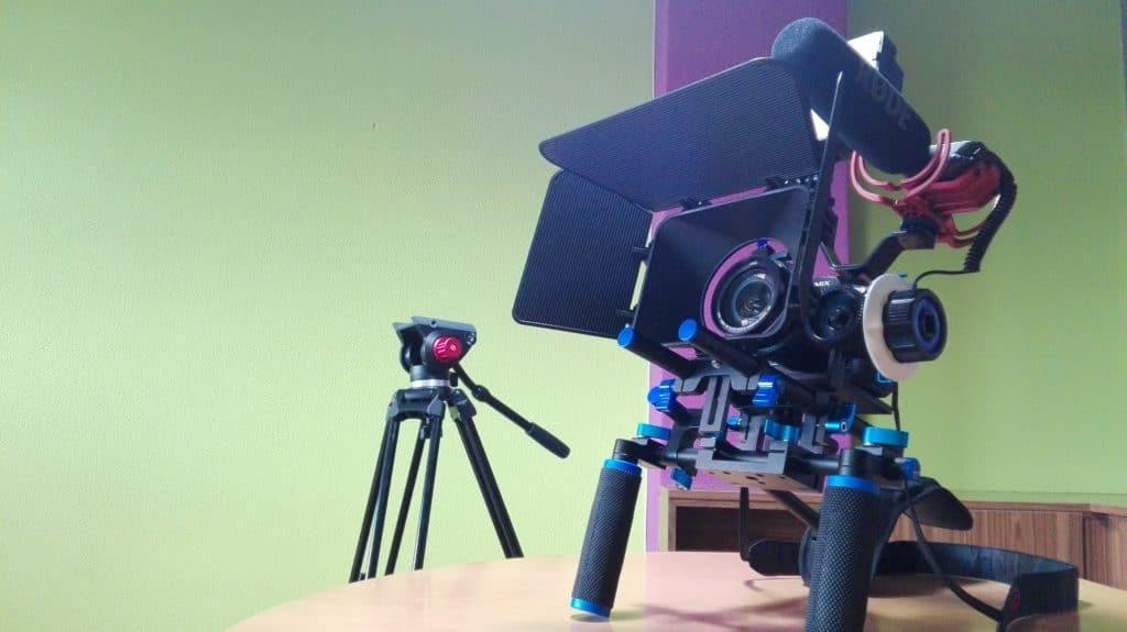 Operadores de cámara en VIgo