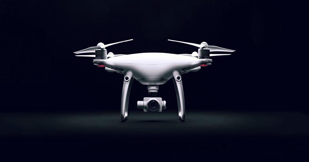 Dron en Vigo