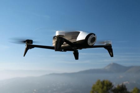 vídeo con dron en vigo. operadores de dron