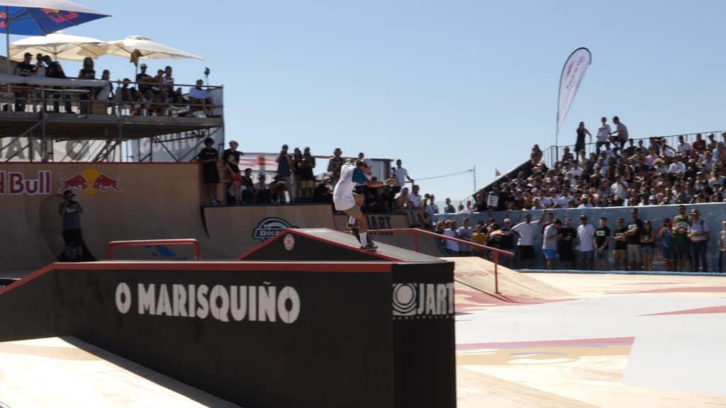 Vídeo de evento deportivo Marisquiño