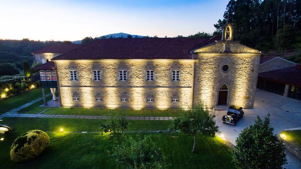 pazos para bodas Galicia