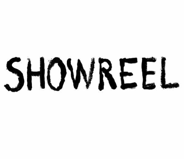 Qué es un showreel