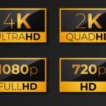 Qué es un vídeo en HD
