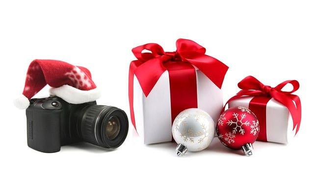 elegir una vídeo cámara en navidad