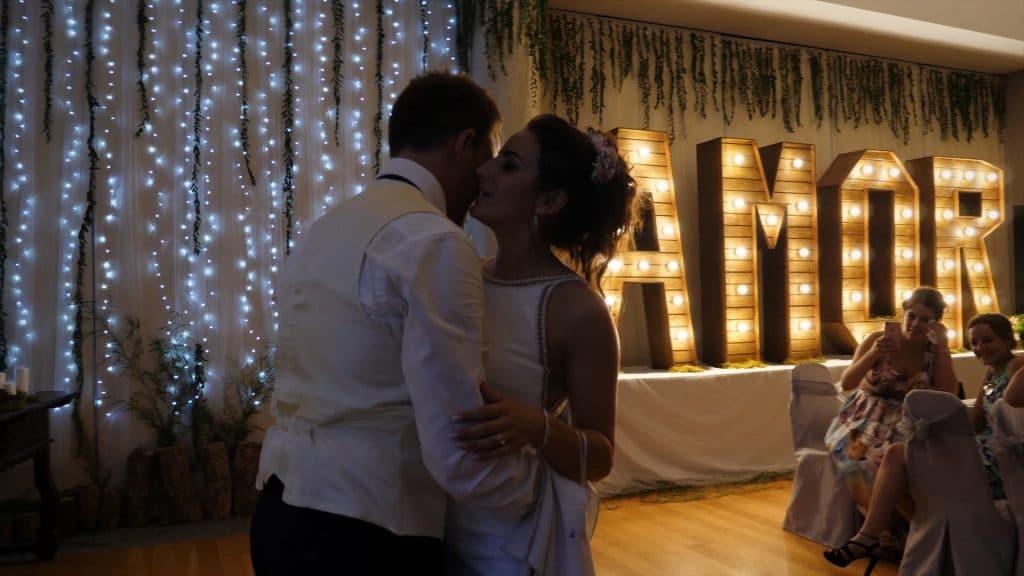 documental de boda en Mondariz