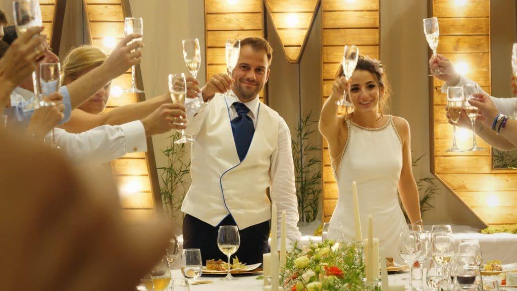 Producción de vídeos para bodas