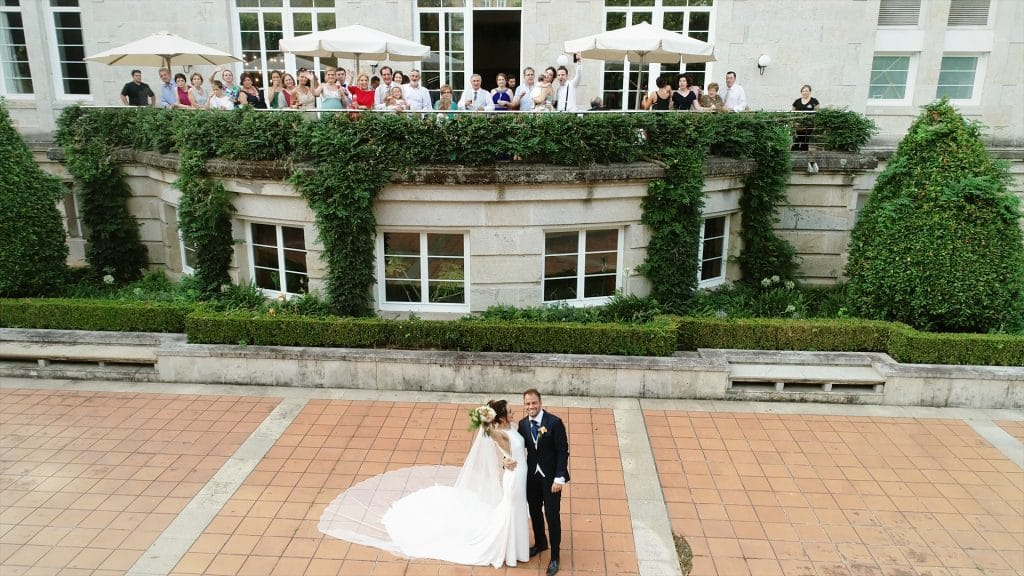 Reportaje de boda en Mondariz