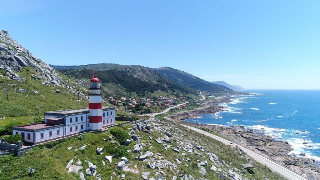 Cabo Silleiro Drones