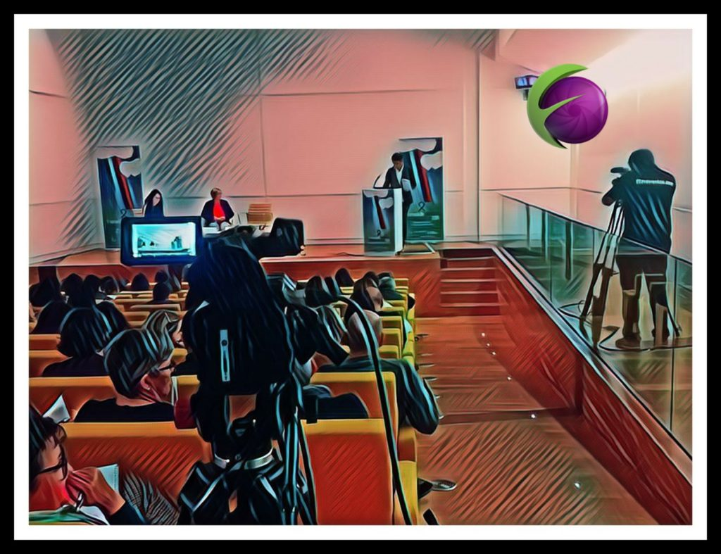vídeo evento empresa, instituciones y particulares