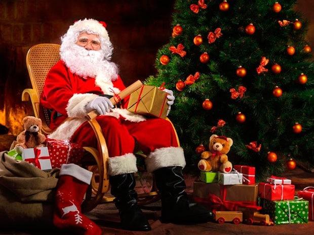 vídeo regalo navideño