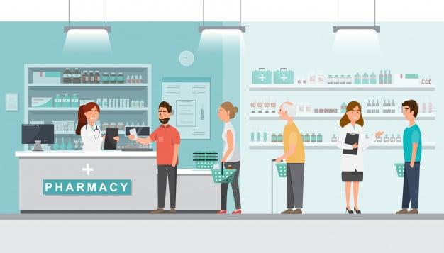 farmacias y el sector audiovisual
