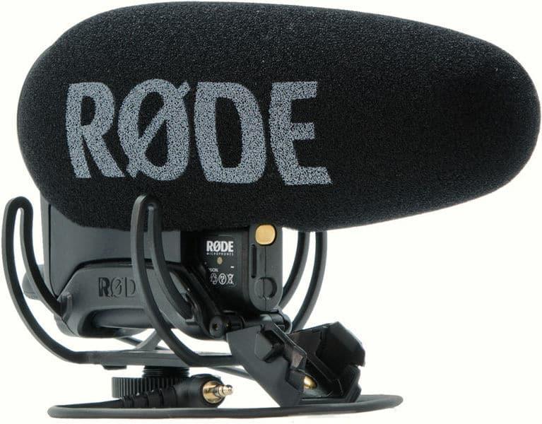 accesorios audio cámara de vídeo