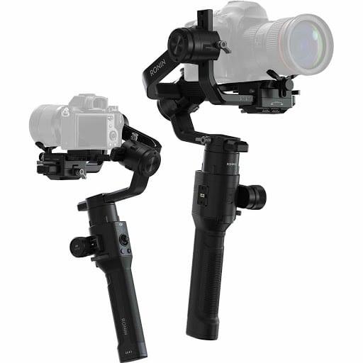 accesorios para cámaras de vídeo gimbal