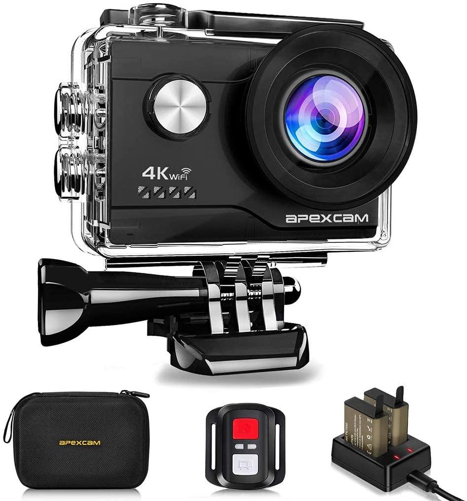 las mejores cámaras deportivas calidad precio 2020