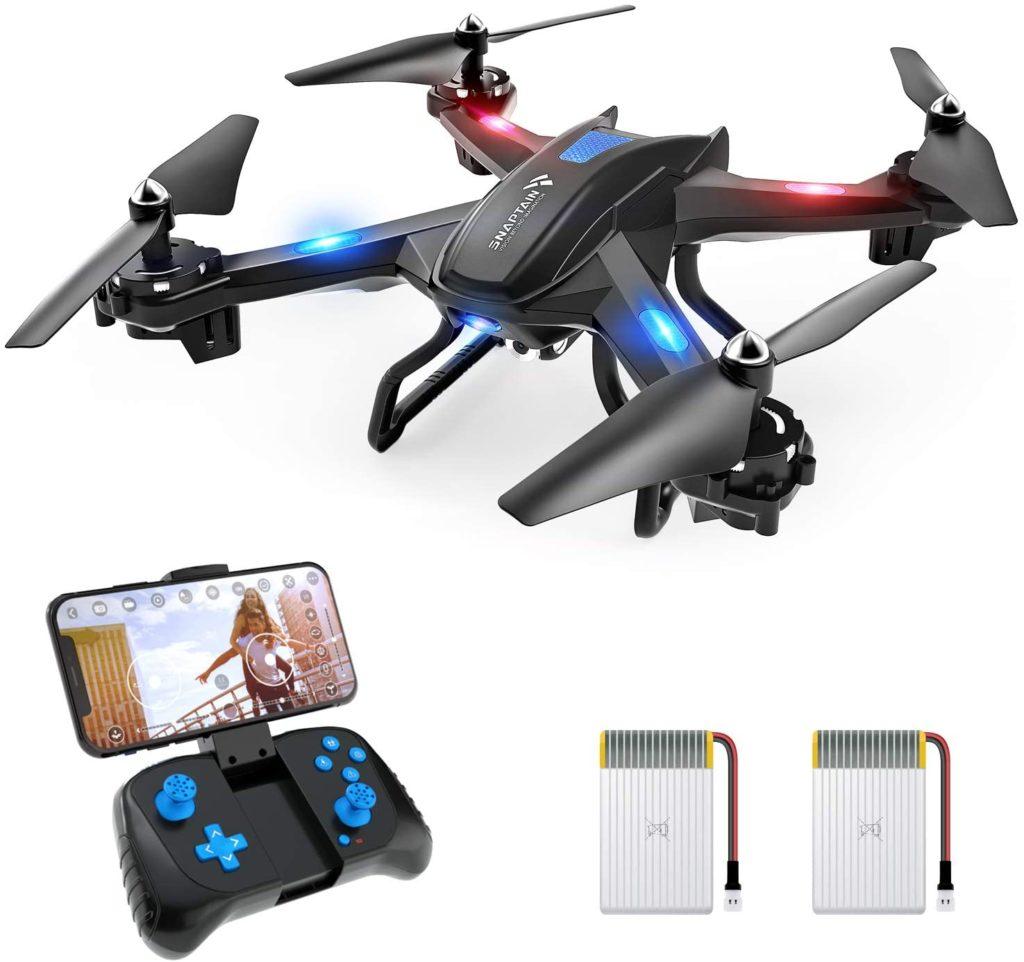 drones juguete snaptain