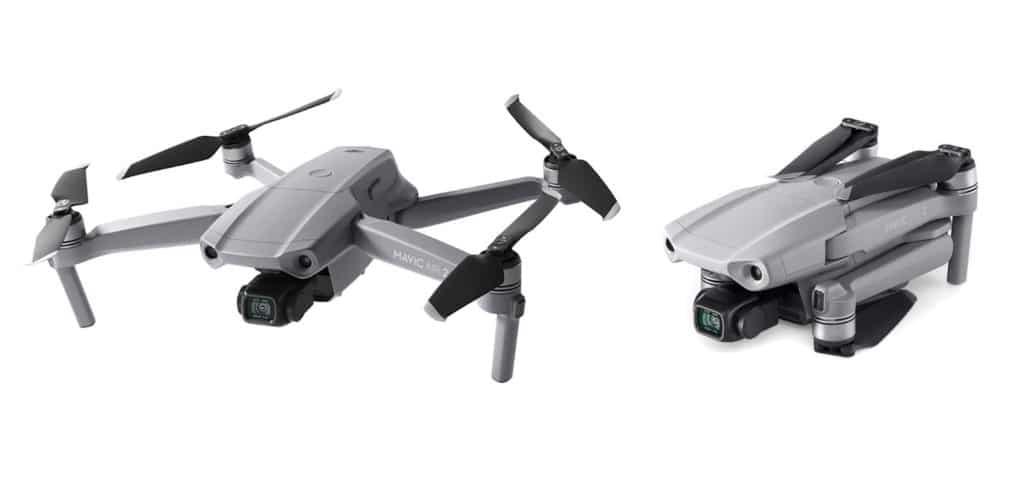 drones DJ Mavic Air 2
