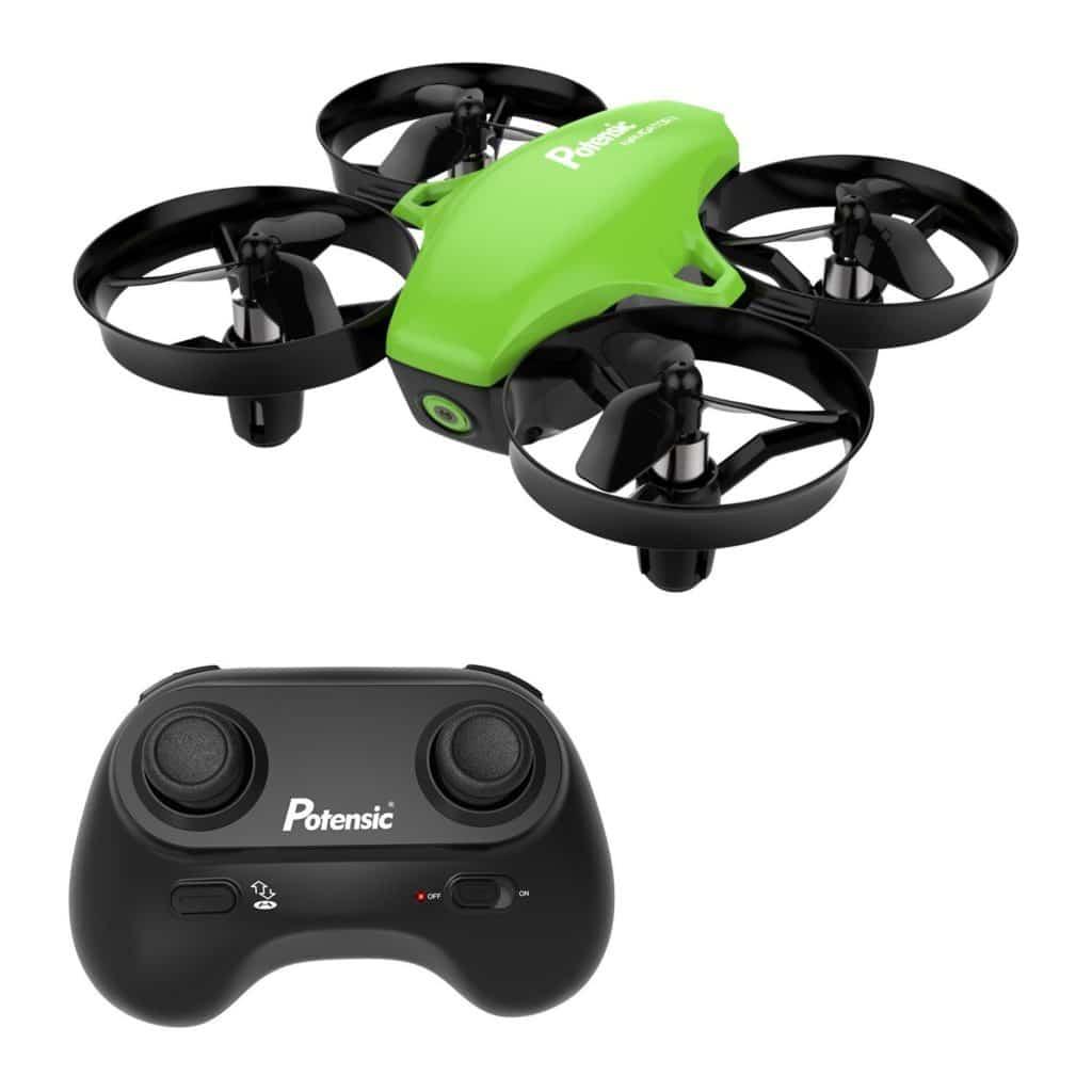drones potensic juego