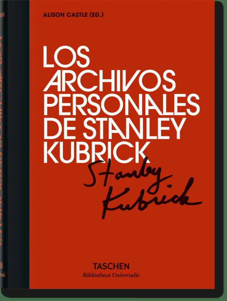 libros de cine kubrik