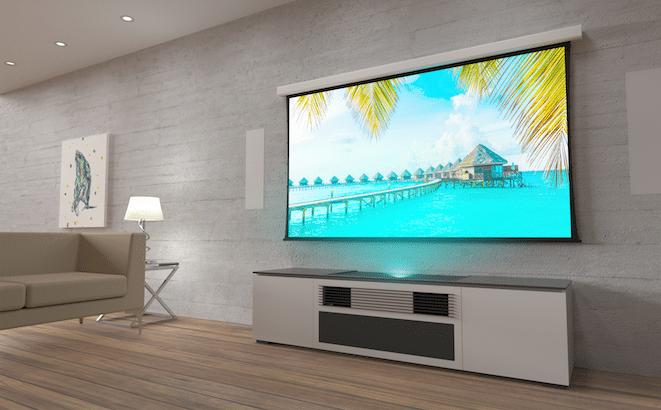 proyectores de cine y juegos para casa