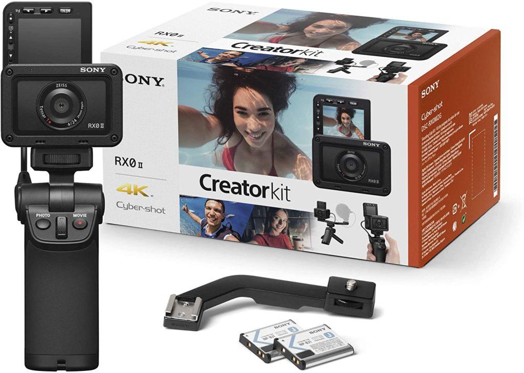 Sony DSC-RX0M2 cámaras de acción