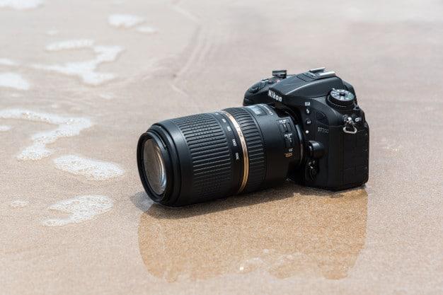 cámaras reflex Nikon