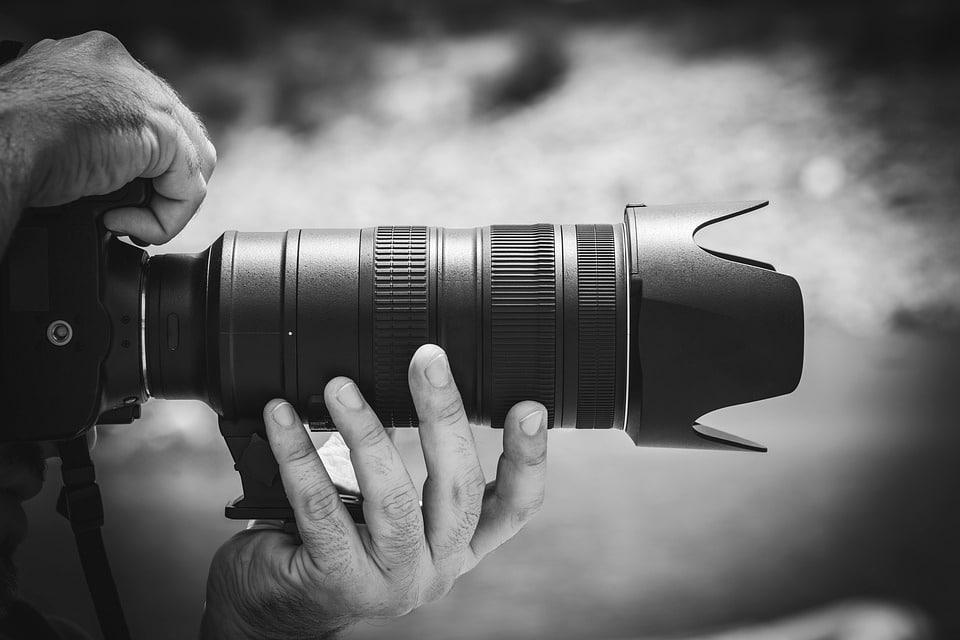 cámaras réflex semiprofesionales