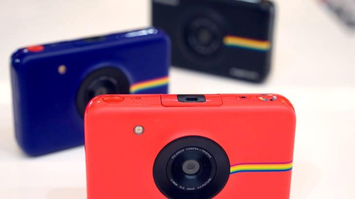 Polaroid Snap vs instax mini 11