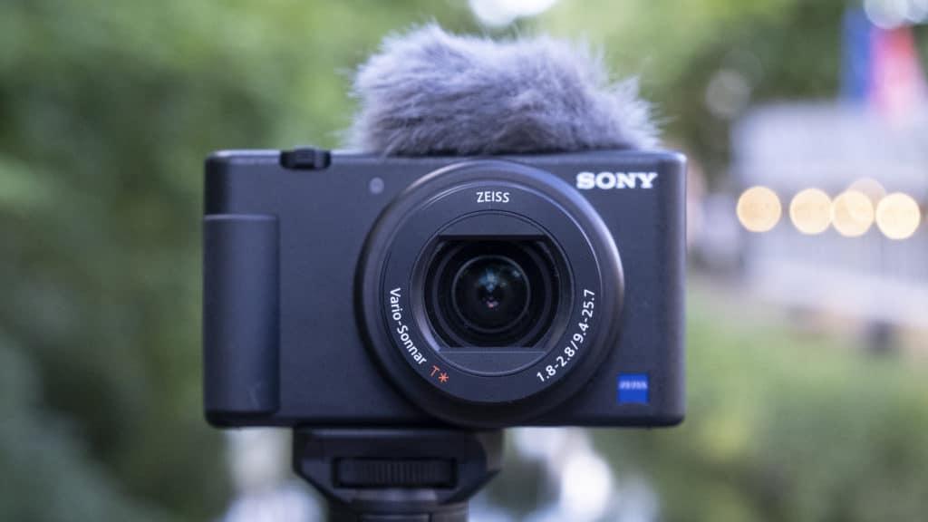 cámaras para vloggers sony