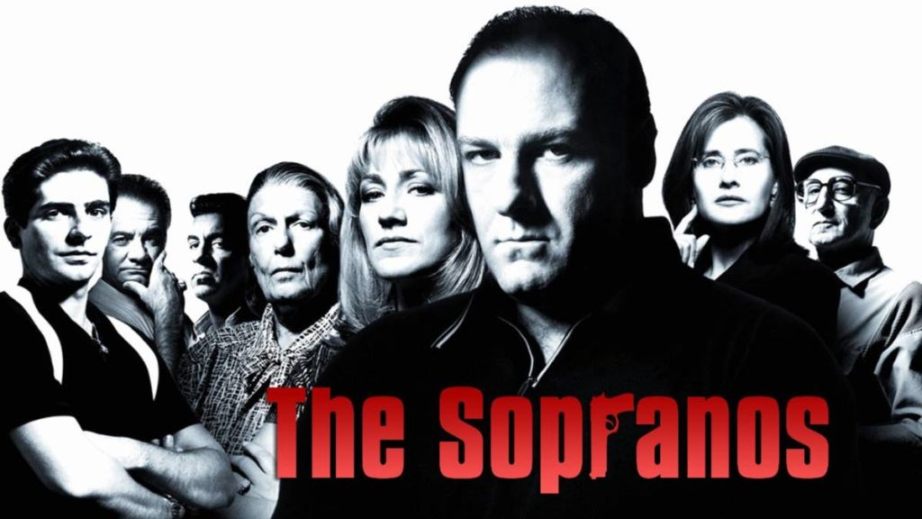 los sopranos pack serie dvd blu ray