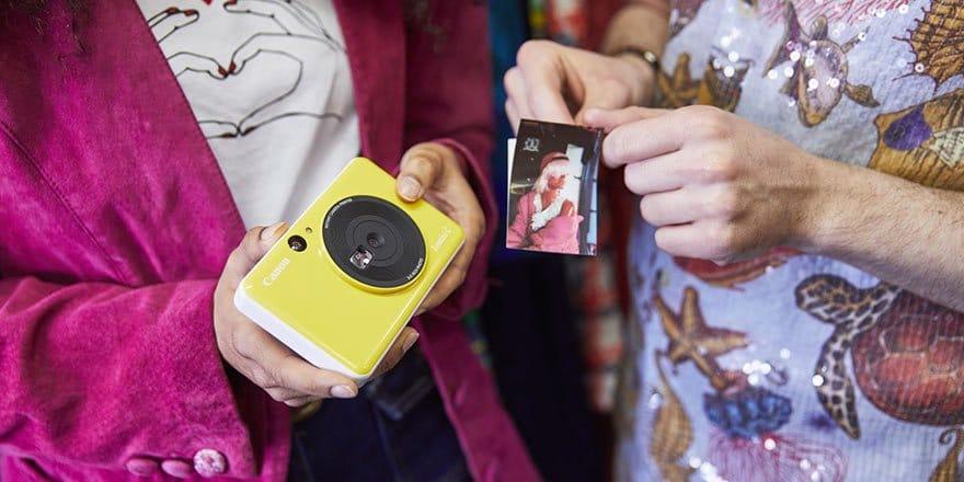 cámaras instantáneas zoemini c