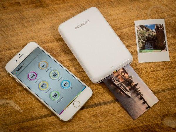impresoras portatiles polaroid