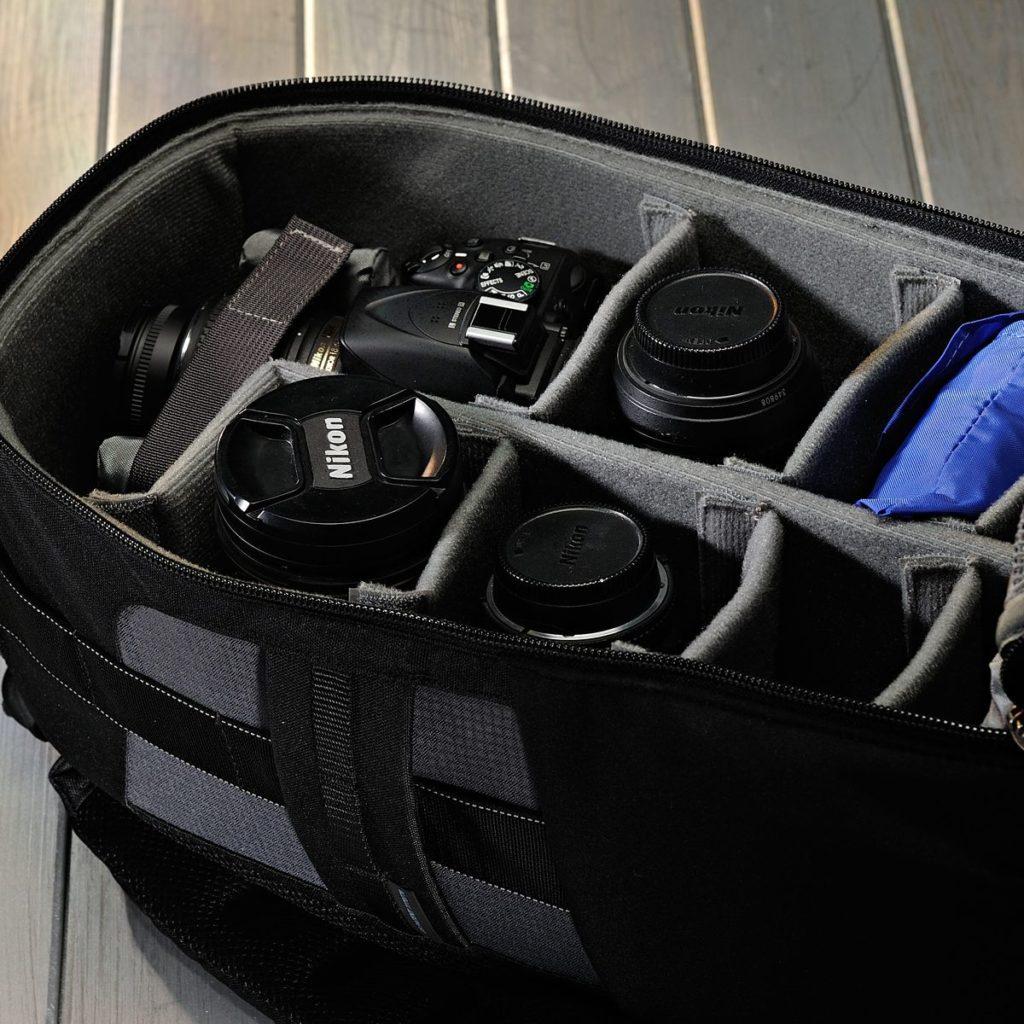mochilas para llevar la cámara