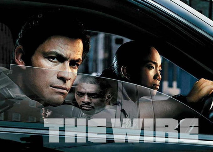 pack the wire temporadas completas