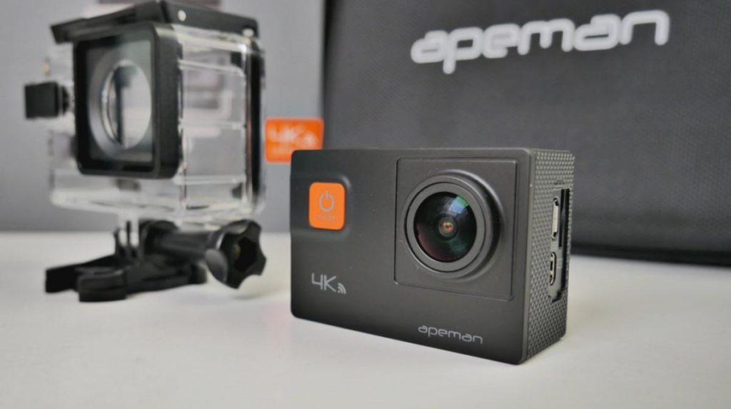 cámara apeman a100 4k
