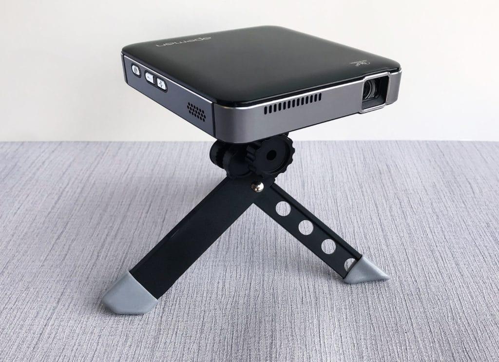 mini proyector portatil apeman