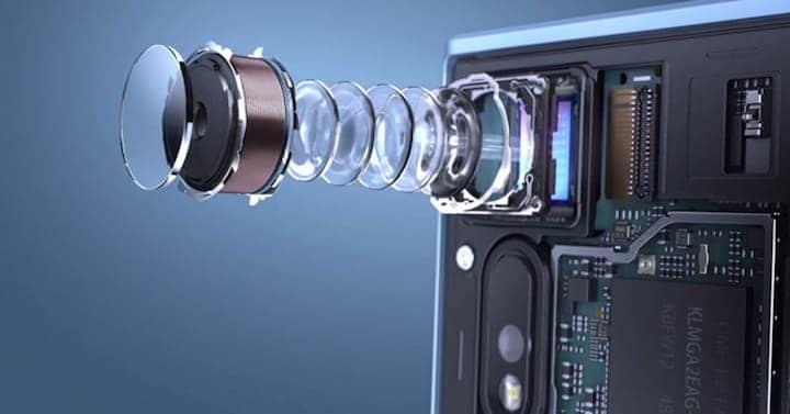 mejor cámara móvil gama media
