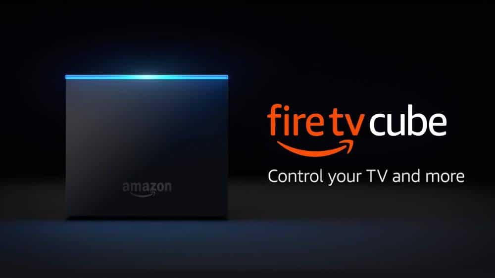 Fire TV Cube comprar