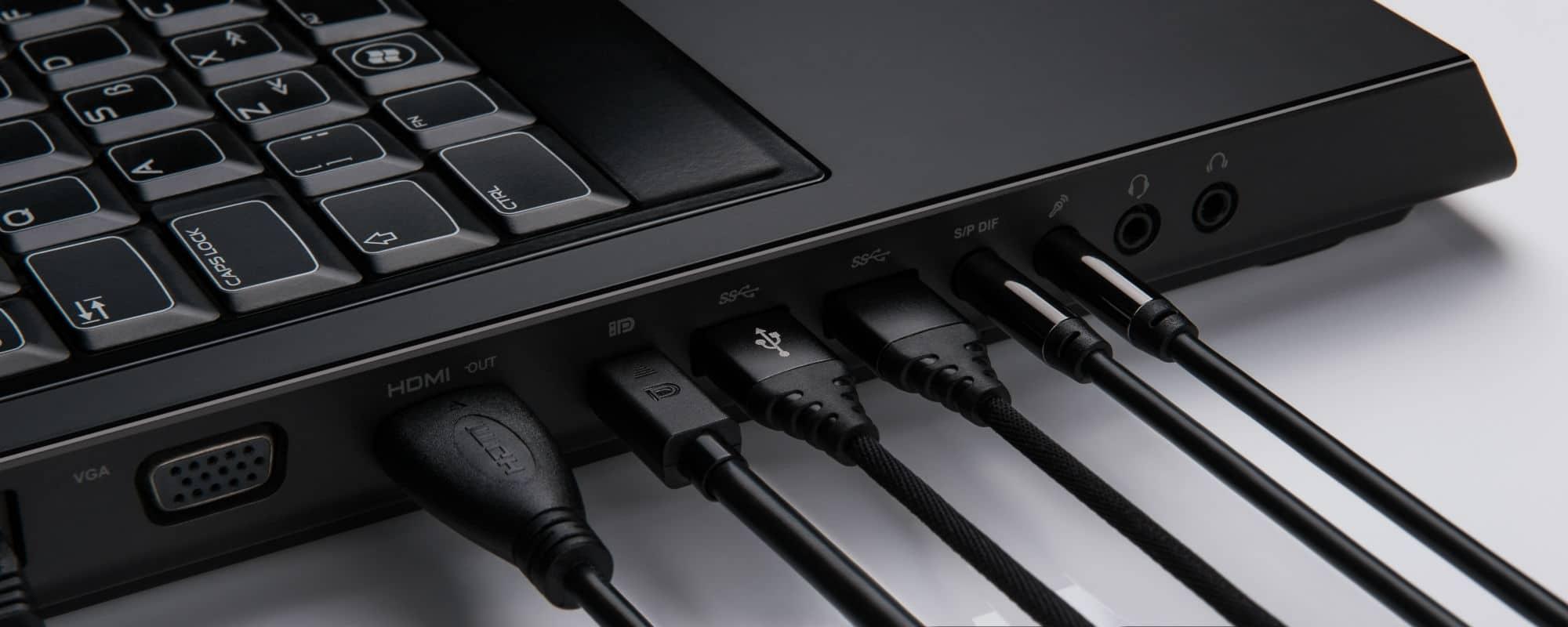 cables y conectores para nuestros equipos