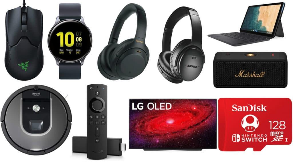 black friday 2020 gadgets electrónica