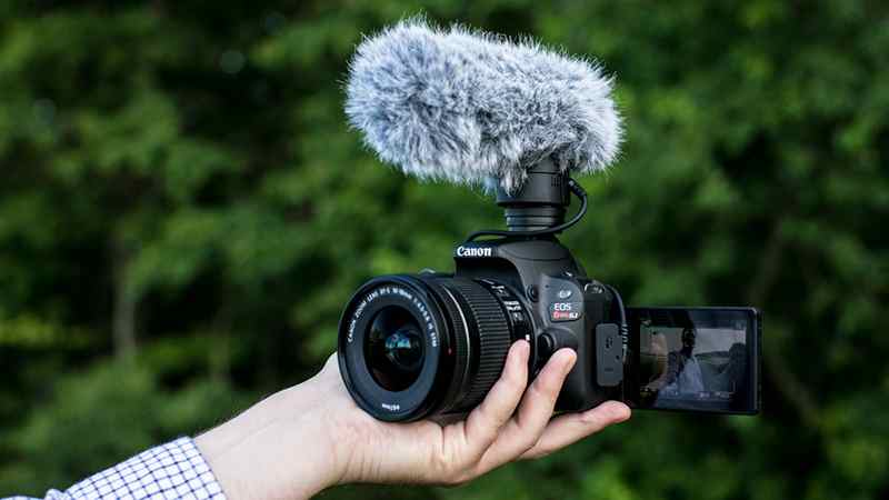 mejores cámaras youtubers