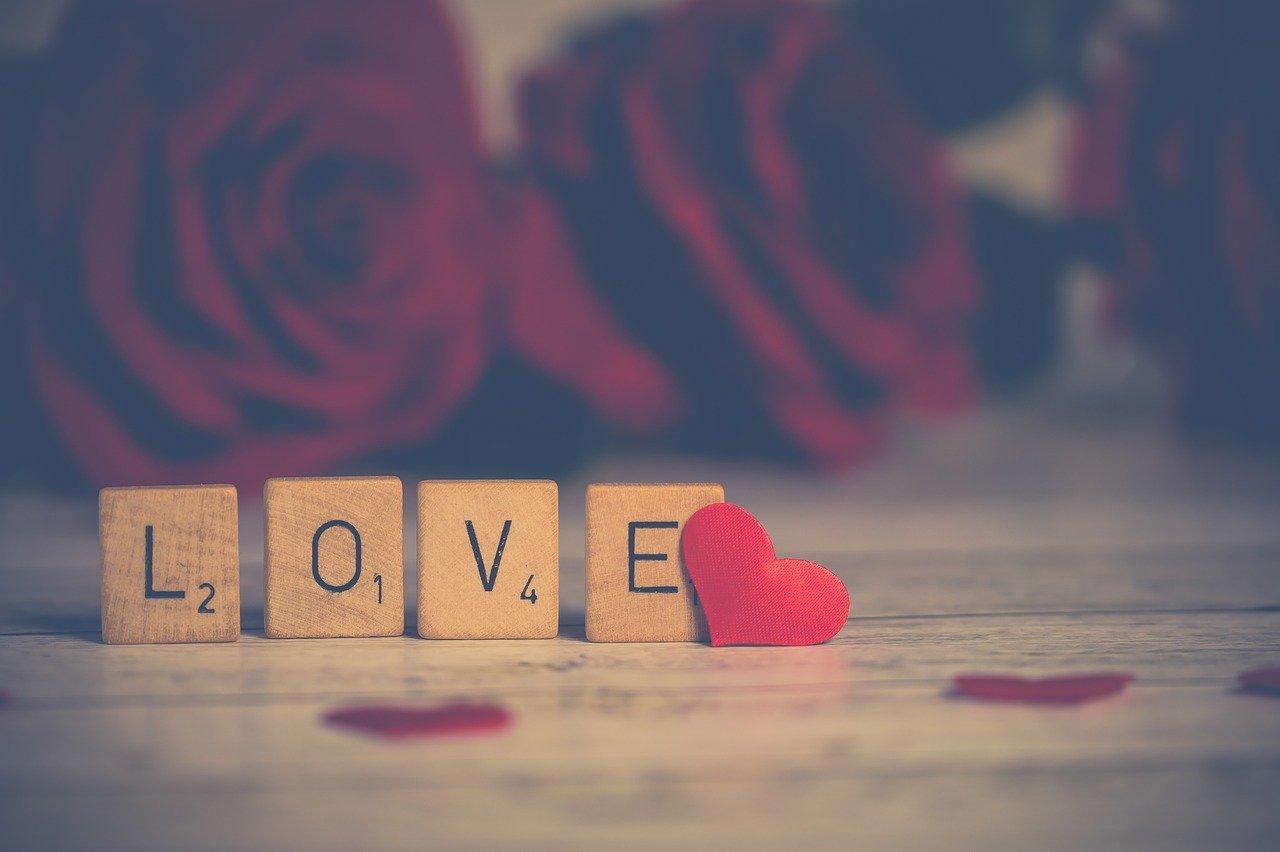 hacer video de amor
